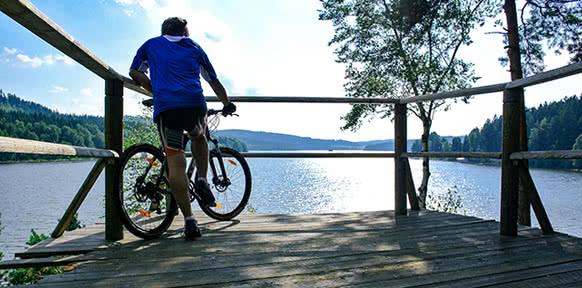 Cyklistika a cyklotrasy